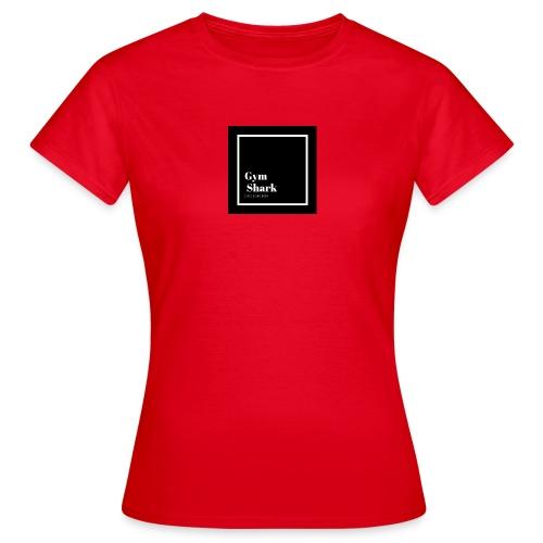 Gym Shark - T-shirt dam