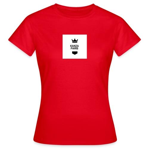 kanza paris - T-shirt Femme