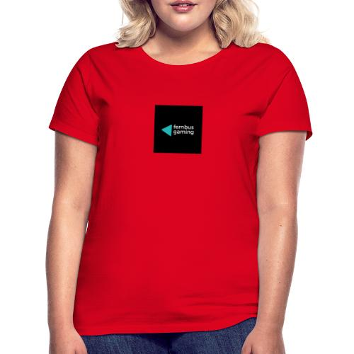 fernbus gaming - T-shirt dam