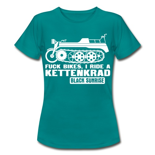 kettenkrad - Maglietta da donna