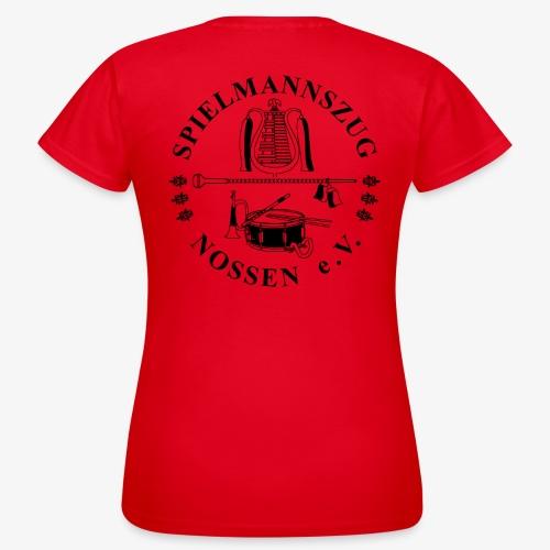 SPMZ wappen st gif - Frauen T-Shirt