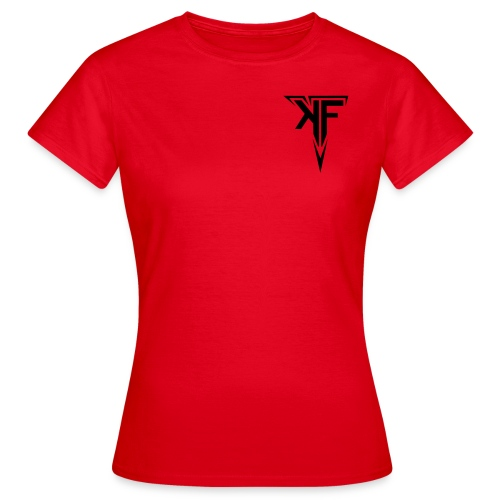KraftFabrik Classic Design - Frauen T-Shirt