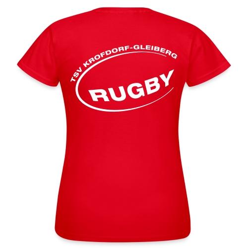movember_rs_2011 - Frauen T-Shirt