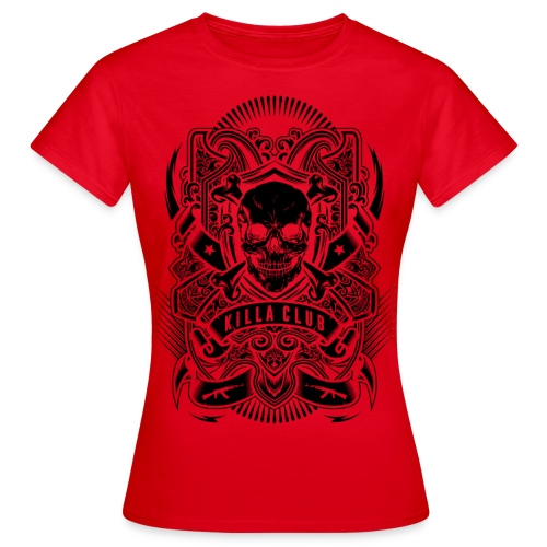 killablack png - Women's T-Shirt