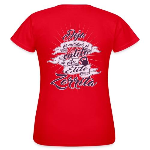 Culito Elite Zorrita - Camiseta mujer