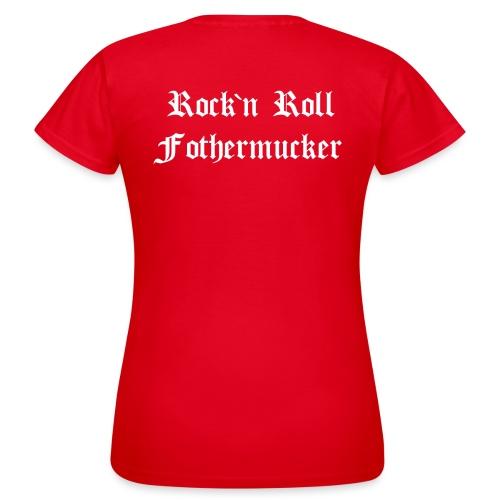 fothermucker - Frauen T-Shirt