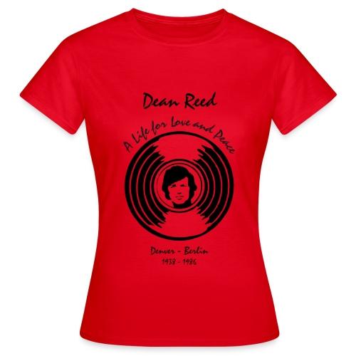 dean front - Frauen T-Shirt