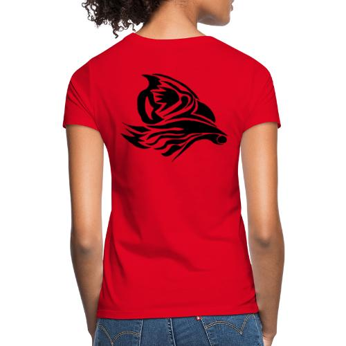 Aigle Abstrait - T-shirt Femme