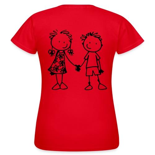 logo_Arbon_klein - Frauen T-Shirt