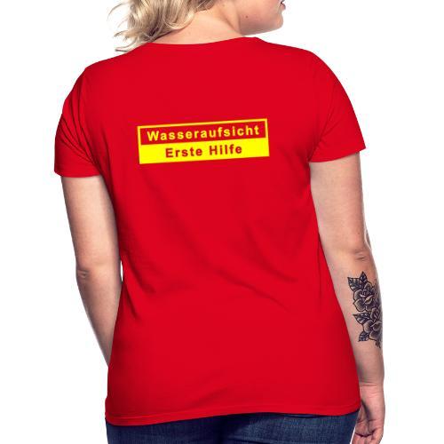 Wasseraufsicht & Erste Hilfe - Frauen T-Shirt