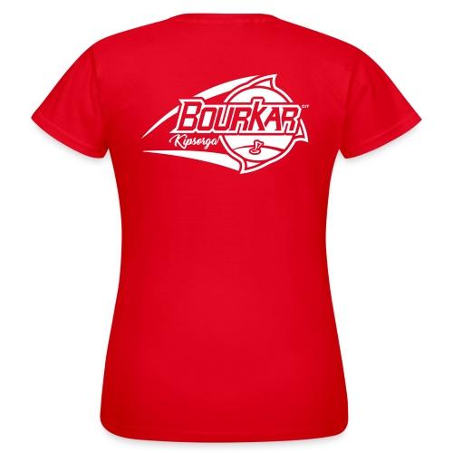 boukar-logo-kipsorga-2019 - T-shirt Femme