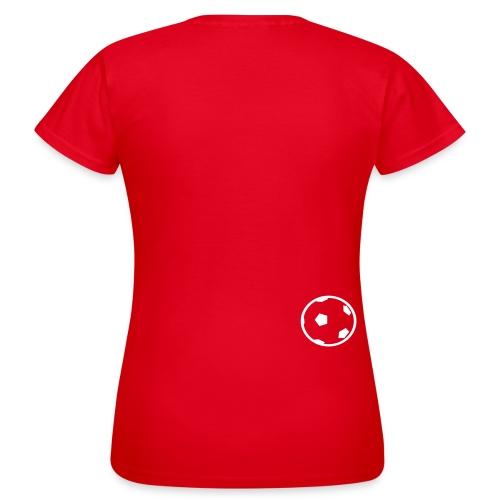 Unterwasser-Rugby Ball - Frauen T-Shirt