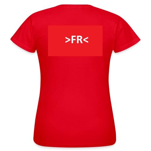 >FR< - Dame-T-shirt