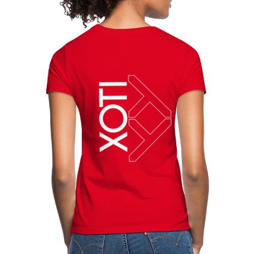 XOTI Deriver White - T-shirt Femme