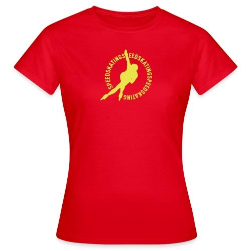 skater2 - Frauen T-Shirt