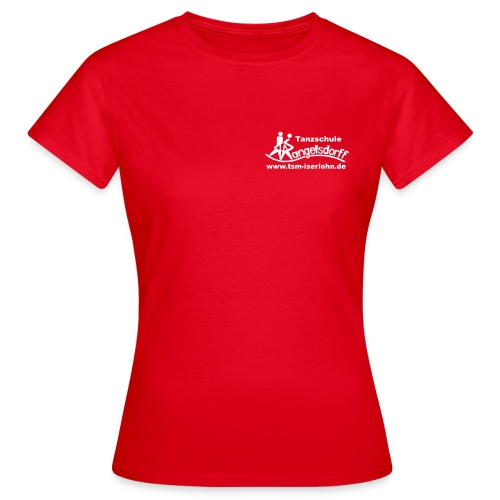 tslogo ai - Frauen T-Shirt