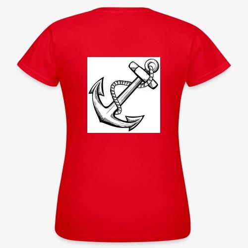 Anch - Women's T-Shirt