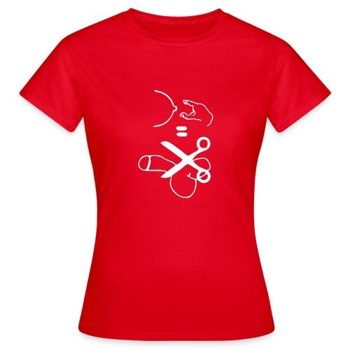 Antigrabsch - Frauen T-Shirt