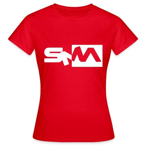 logocoeur - T-shirt Femme