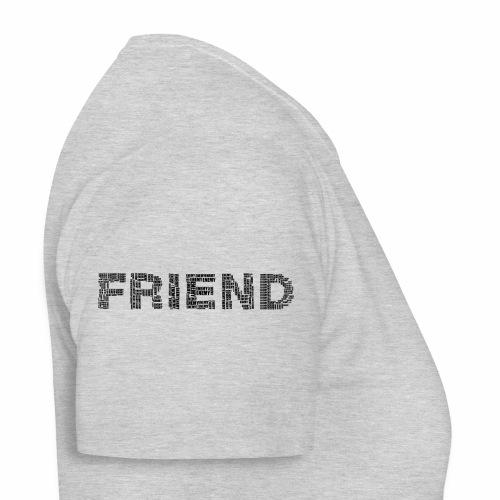 Przyjaciel - Koszulka damska