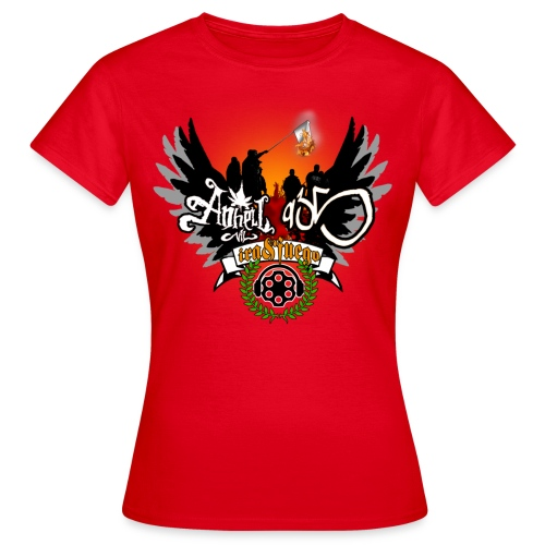 anhell 935 copia - Camiseta mujer
