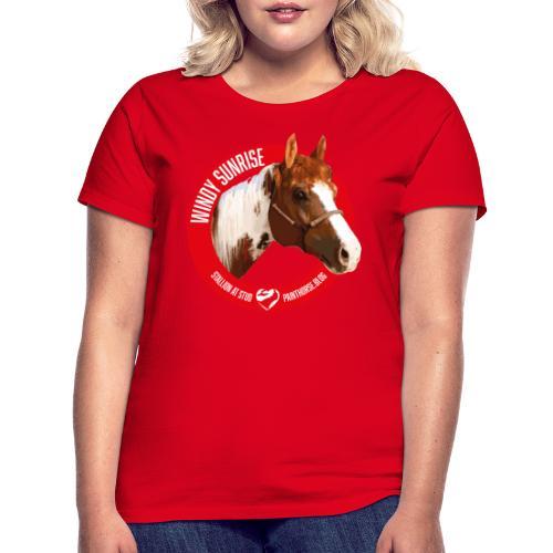 WINDY SUNRISE - Maglietta da donna