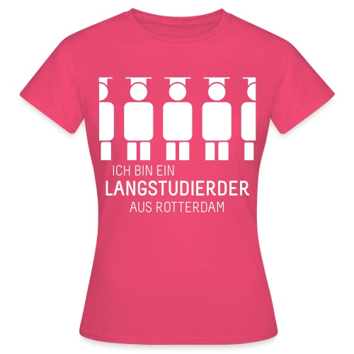 rotterdam - Women's T-Shirt