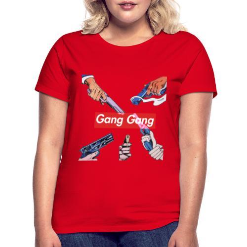 GANG BY:WESLEYSILVA - Camiseta mujer