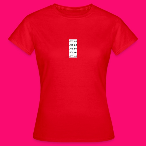 GQ ALL SPORTS - Women's T-Shirt
