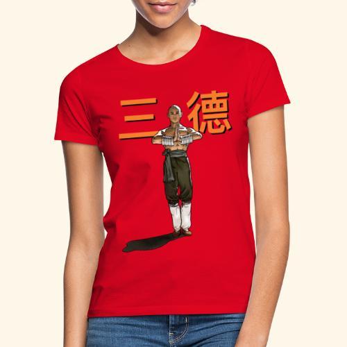 Gordon Liu - San Te - Monk (Official) 6 dots - Vrouwen T-shirt