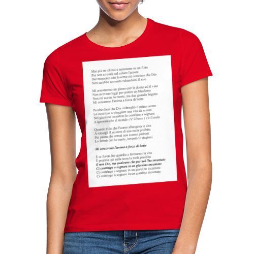 Un blasfemo - Maglietta da donna