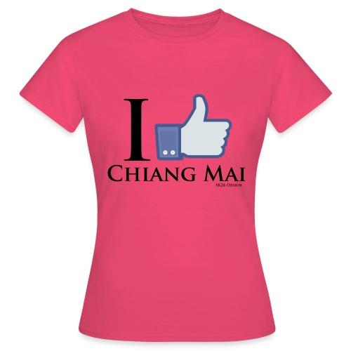 I Like Chiang Mai - Women's T-Shirt