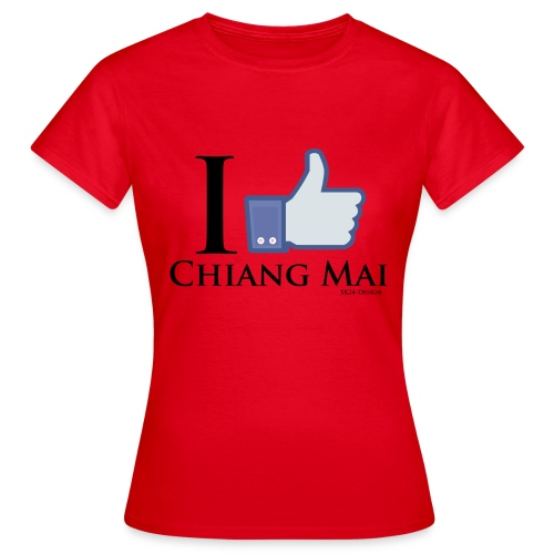 I Like Chiang Mai - Women's T-Shirt