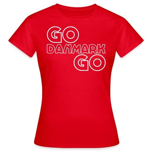 godanmarkgo - Dame-T-shirt