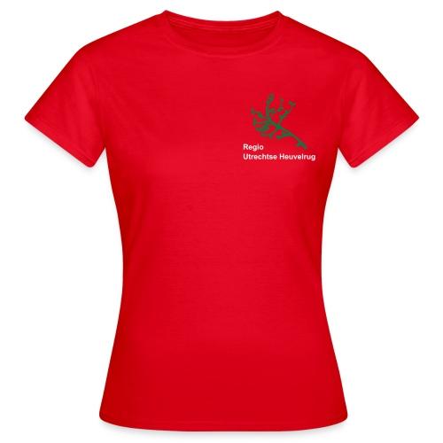 Regio UH Spelteam Welpen - Vrouwen T-shirt