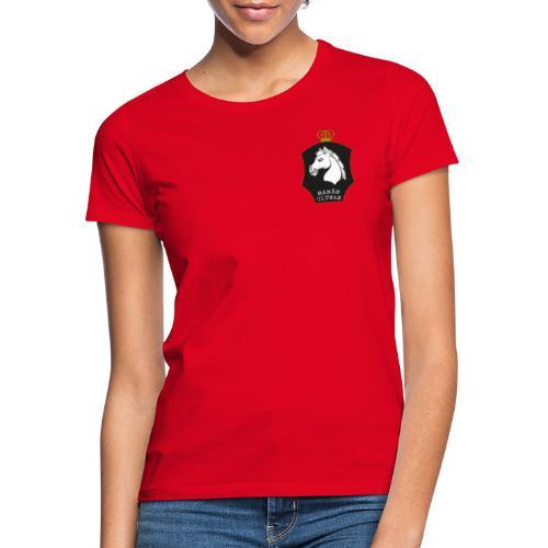Ultras svart - T-shirt dam