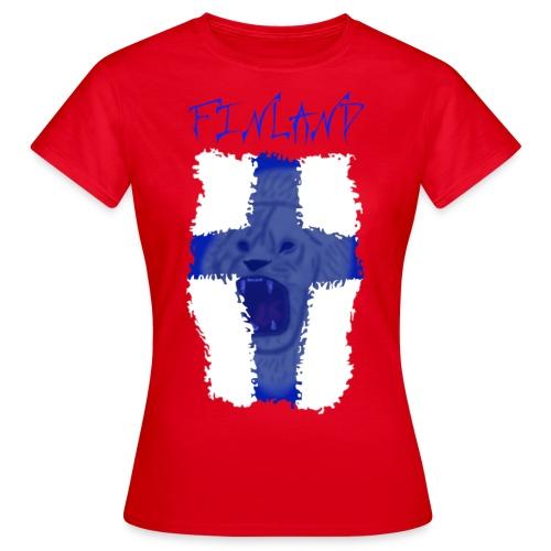leijonalopullinen png - Naisten t-paita