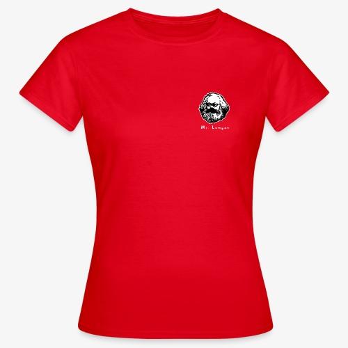 MR LUMPEN - Camiseta mujer
