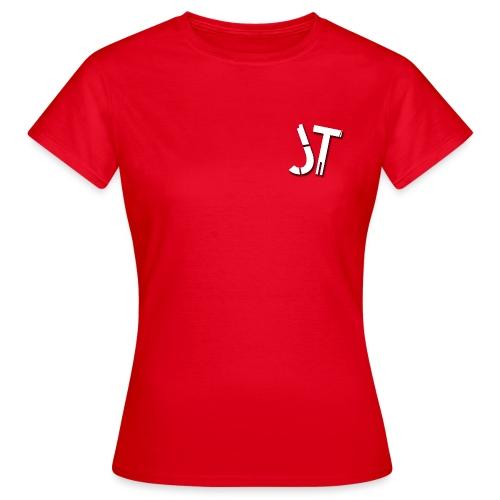 JT LOGO transparent png - Women's T-Shirt