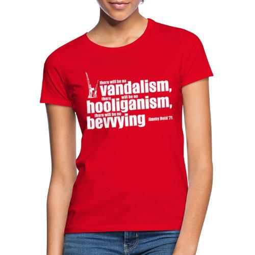 No Bevvying - Women's T-Shirt