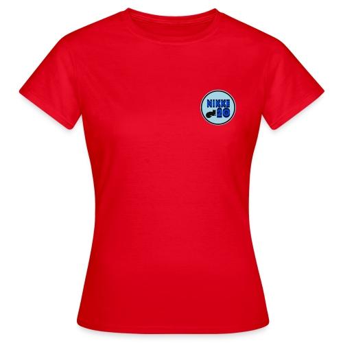 nikke20 - Naisten t-paita