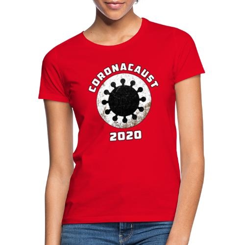 Coronacaust 2020 - Vrouwen T-shirt
