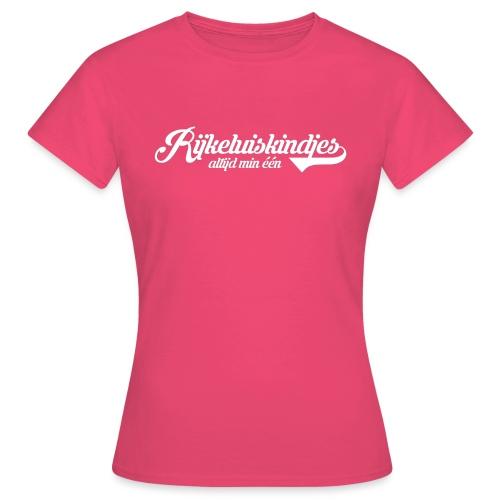 Rijkeluiskindjes, altijd min één - Vrouwen T-shirt