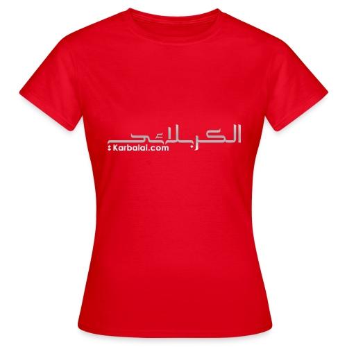 logo - Dame-T-shirt