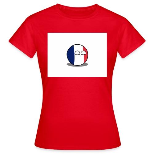France Simple - T-shirt Femme