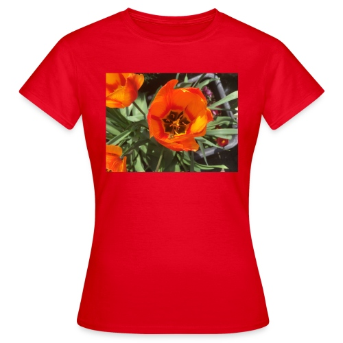 Tulpe - T-shirt dam