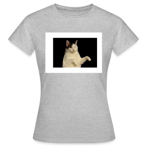 Kitty cat - Vrouwen T-shirt