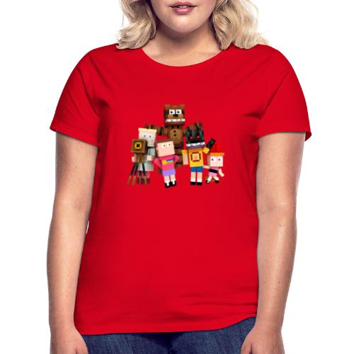 Withered Bonnie Productions - Meet The Gang - Women's T-Shirt