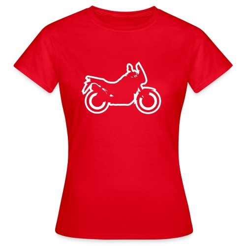 at symbolik weiss - Frauen T-Shirt
