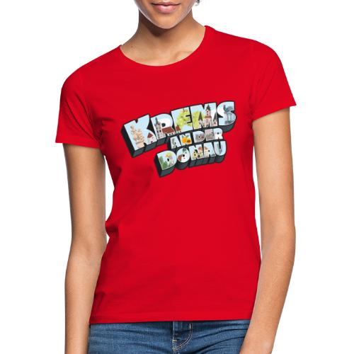 Krems an der Donau - Frauen T-Shirt